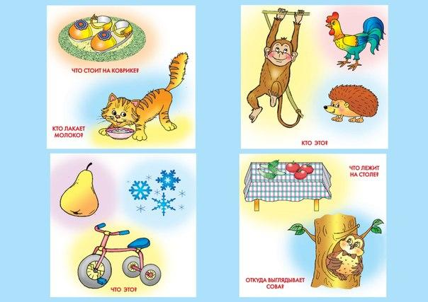Пособия Карточки для развития речи кто, что, откуда, карточки для развития речи ребенка